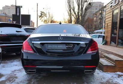 Продажа Mercedes-Benz S-class 500 4-matic в Киеве