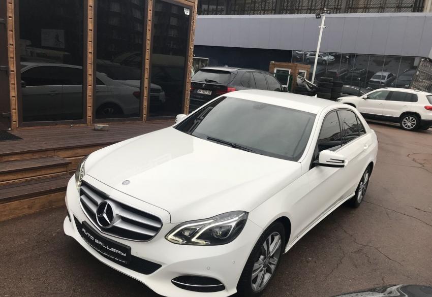 Продажа Mercedes-Benz E-class 250d 4-matic в Киеве