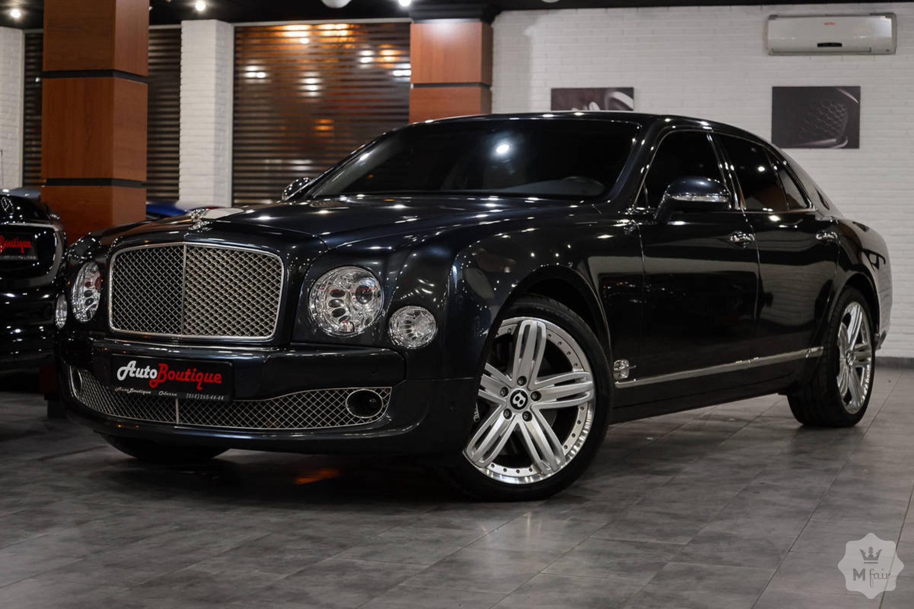 Продажа Bentley Mulsanne 6 75 V8 в Одессе на Mfair
