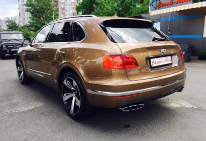 Продажа Bentley Bentayga First Edition в Киеве