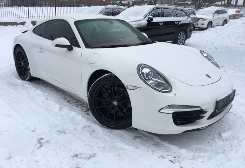 Продажа Porsche 911 Carrera 3.4 в Киеве