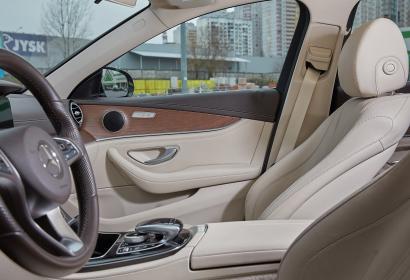 Аренда Mercedes-Benz E-class в Киеве