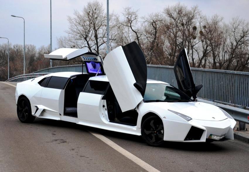 Аренда Lamborghini Reventon в Киеве