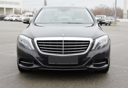 Аренда Mercedes-Benz S-class 350D 4MATIC Long в Киеве