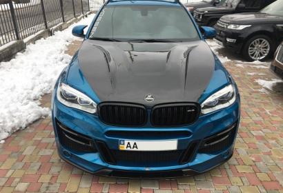 Продажа BMW X6 M Lumma CLR X6 R в Киеве