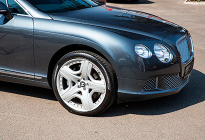 Продажа Bentley Continental GT Mulliner в Киеве