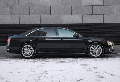 Продажа Audi A8 Long W12 Quattro в Киеве