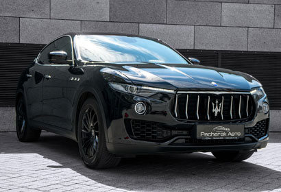 Продажа Maserati Levante