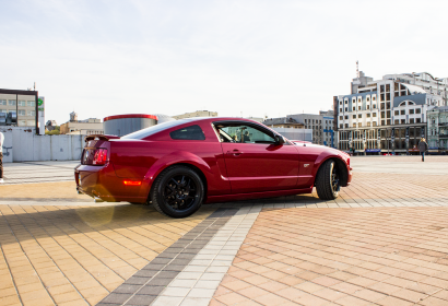 Продажа Ford Mustang GT Bama Performance в Киеве