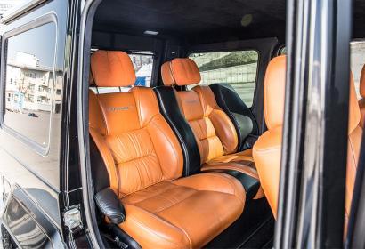 Аренда Mercedes-Benz G-class G65 V12 Biturbo Mansory Gronos в Киеве
