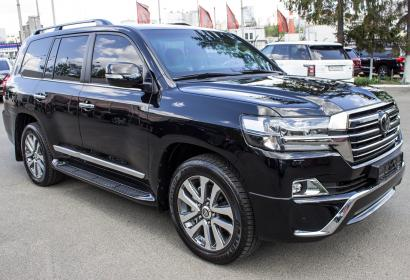Продажа Toyota Land Cruiser 200 Special Edition Armoured Inkas B6 в Киеве