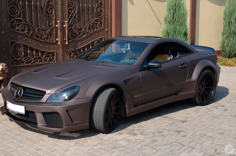 Продажа Mercedes-Benz SL-class 55 AMG Black Series ...