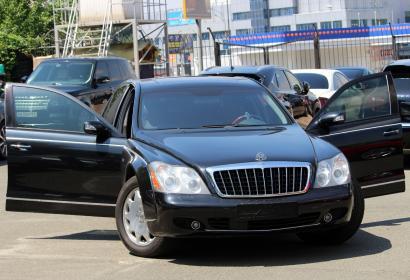 Продажа Maybach 57 S в Киеве