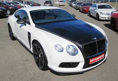 Продажа Bentley Continental GT Mansory в Киеве