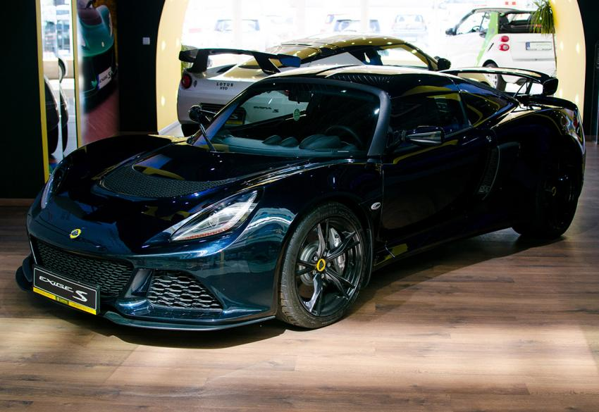 Продажа Lotus Exige S в Харькове