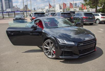 Продажа Audi TT