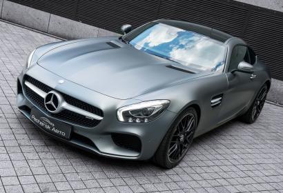 Продажа Mercedes-Benz GT S в Киеве