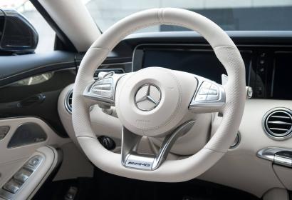 Продажа Mercedes-Benz S-class Coupe 63 AMG 4 Matic в Киеве