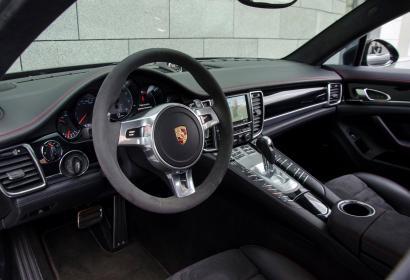 Продажа Porsche Panamera GTS в Киеве