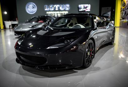 Продажа Lotus Evora