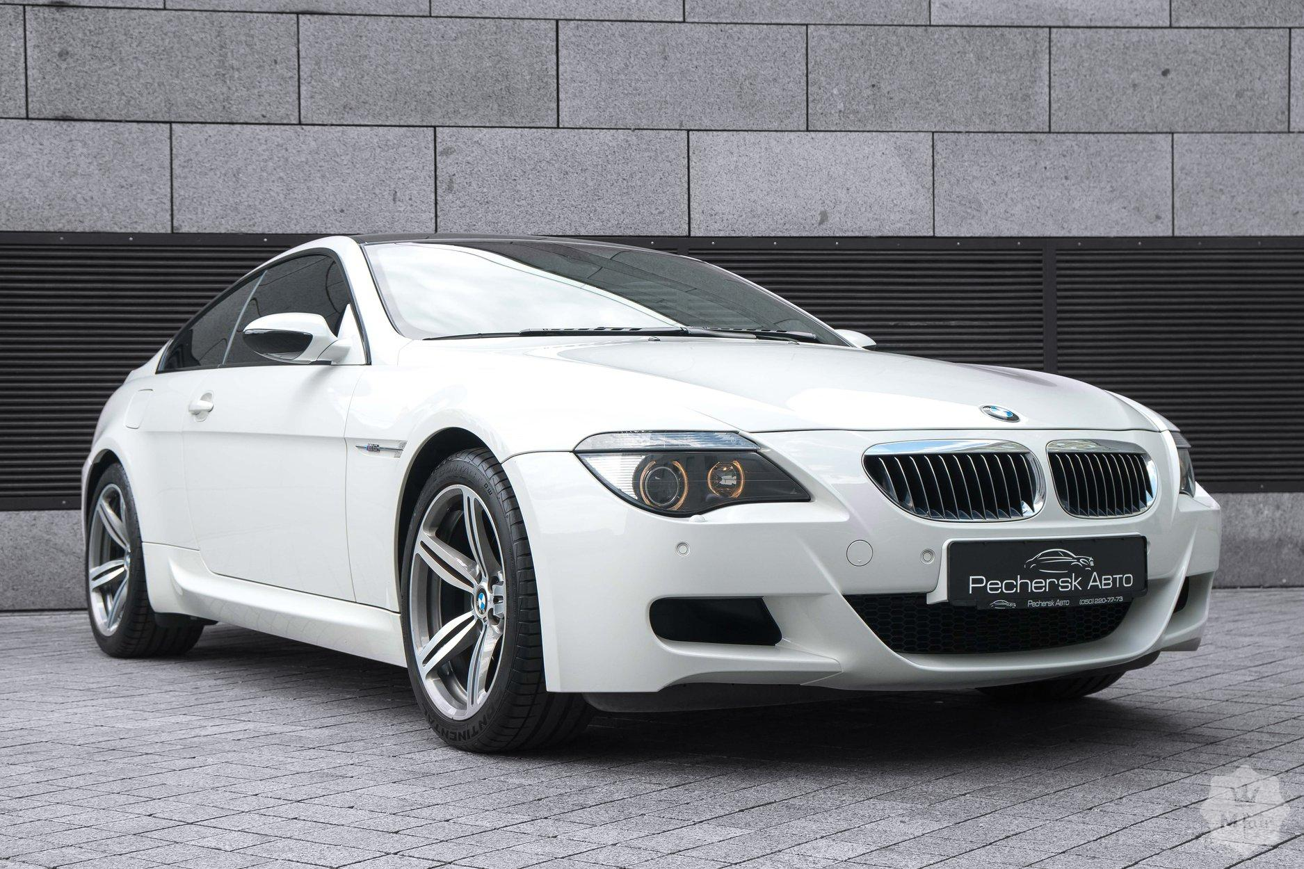 aec2ef4c Продажа BMW 6-series M в Киеве на Mfair