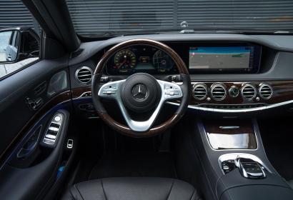 Продажа Mercedes-Benz S-class 350 d 4Matic в Киеве