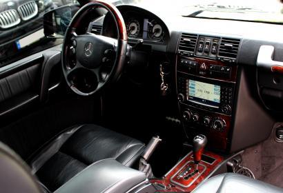 Продажа Mercedes-Benz G-class 55 AMG в Киеве