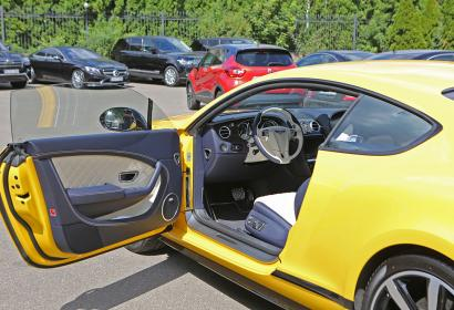 Продажа люксового купе Bentley Continental V8S '2017 в Киеве