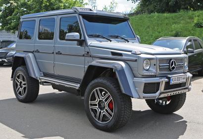 Продажа Mercedes-Benz G-class 4x4²