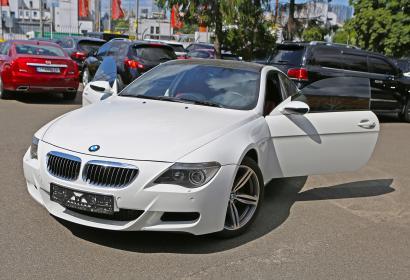 Продажа спортивной версии BMW M6 в Киеве
