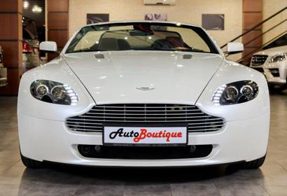 Продажа Aston Martin Vantage Roadster