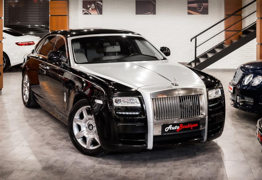 Продажа Rolls-Royce Ghost Mansory Edition в Одессе