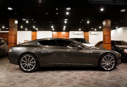Продажа Aston Martin Rapide в Одессе