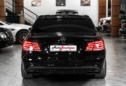 Продажа заряженной версии Mercedes-Benz E63 AMG в Одессе