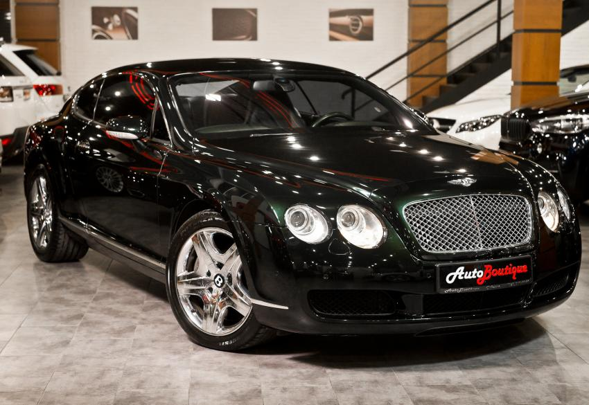 Продажа Bentley Continental в Одессе