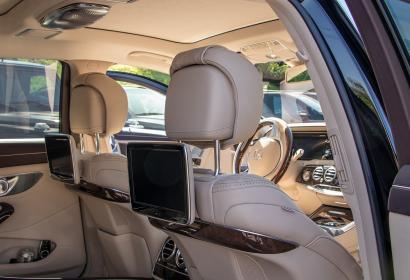 Продажа Mercedes-Benz S-class S500 Maybach в Киеве