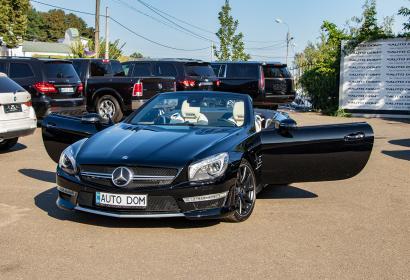 Продажа Mercedes-Benz SL-class
