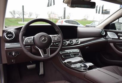 Продажа нового Mercedes-Benz CLS-class 400d 4Matic coupe в Одессе
