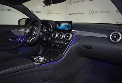 Продажа нового Mercedes-Benz C-class Coupe 200 в Одессе