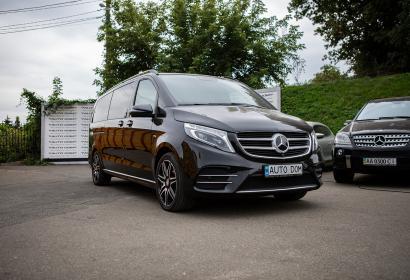 Продажа Mercedes-Benz V-class
