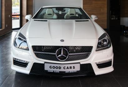Продажа кабриолета Mercedes-Benz SLK-Class 55 AMG в Одессе