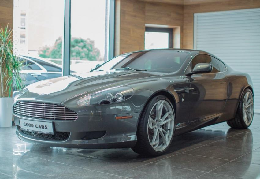 Продажа спорткара Aston Martin DB9 '2008 в Одессе