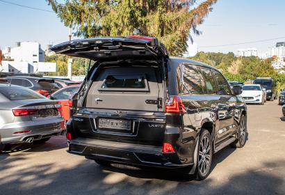 Продажа бронированного Lexus LX 570 Armoured Inkas B6 '2018 в Киеве