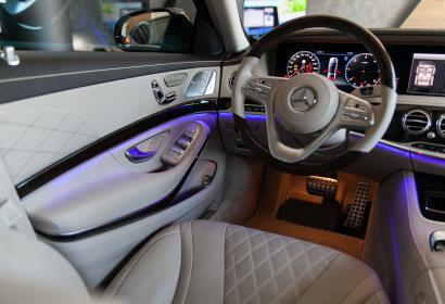Продажа представительского седана Mercedes-Benz S-Class 350 d 4Matic в Одессе