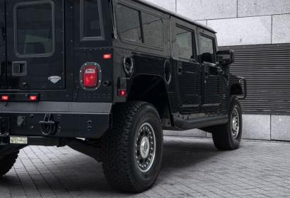 Продажа лимитированной версии Hummer H1 Alpha Duramax в Киеве