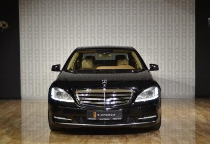 Продажа удлиненной версии Mercedes S 600 Lang '2009 в Киеве