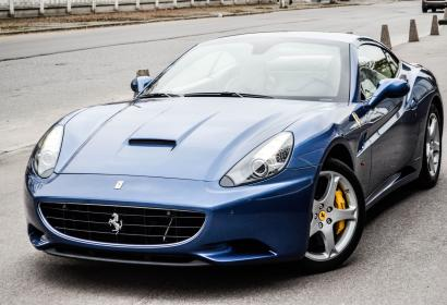 Продажа кабриолета Ferrari California '2013 в Киеве