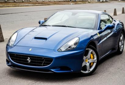 Продажа Ferrari California