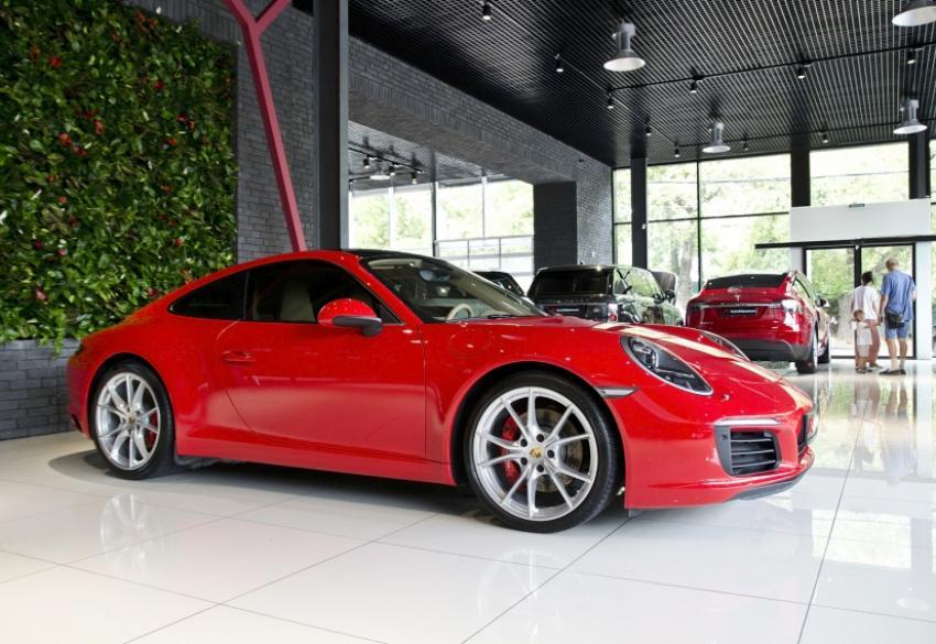 Продажа Porsche 911 Carrera S ' 2016 в Одессе