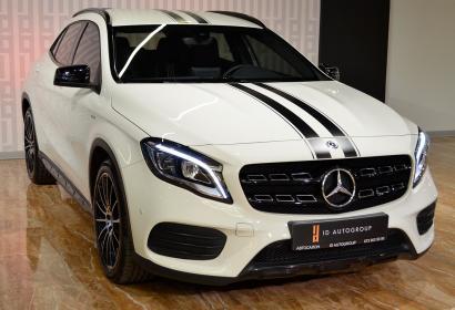 Продажа обновленного Mercedes-Benz GLA-class 200d 4Matic AMG Line '2018 в Киеве